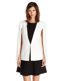 Bcbgmaxazria Upas Cape at Amazon
