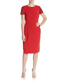 Beaded Sheath Dress by Escada at Saks Off 5th