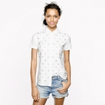 Beaded shirt from J Crew at J. Crew