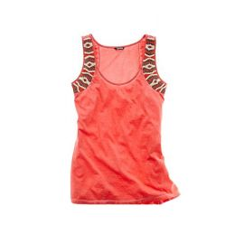 Beaded tank top at JC Penney
