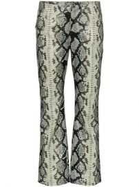 Beatrice Trousers Miaou at Farfetch