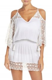 Becca Blouson Cover-Up Tunic at Nordstrom