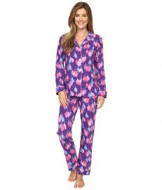 BedHead Long Sleeve Classic Bottom Pajama Set Belle of the Ball at 6pm