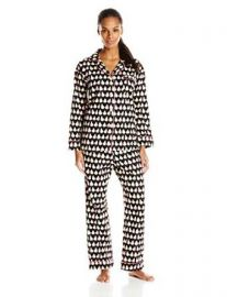 BedHead Pajamas Womenand39s Classic Long Sleeve Pj at Amazon