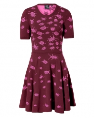 Beetle dress by Alexander McQueen at Stylebop