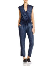 Bella Dahl Cross Front Jumpsuit at Bloomingdales
