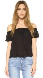 Bella Dahl Off Shoulder Top at Shopbop