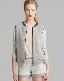 Bella Luxx Jacket - Color Block Bomber at Bloomingdales