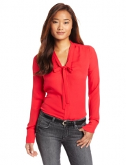 Bellona blouse by Bcbgmaxazria at Amazon