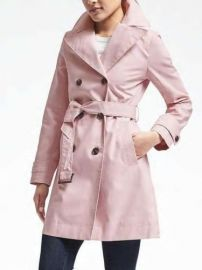 Belted Mac Trench at Banana Republic
