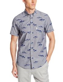 Ben Sherman Fish Print Shirt at Nordstrom Rack
