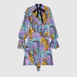 Bengal Dress at Gucci