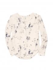 Bergen blouse at Aritzia