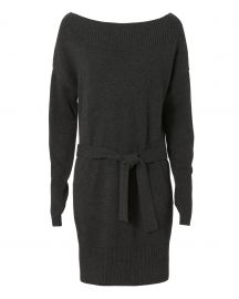 Betsee Off Shoulder Sweater Dress by Exclusive for Intermix at Intermix