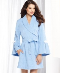 Betsey Johnson Bridal robe at Macys