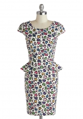 Betsey Johnson Purr-ty Animal Dress at ModCloth