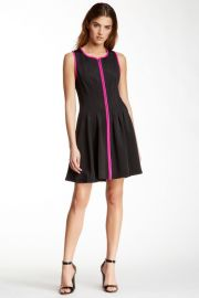 Betsey Johnson Zip Front Dress at Nordstrom Rack