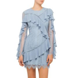 Better Days Long Sleeve Lace Dress by Keepsake at David Jones