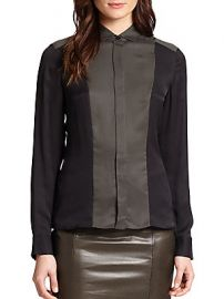 Bevisa Blouse by Hugo Boss at Saks Off 5th