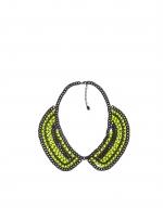 Bib necklace from Zara at Zara