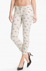 Bicycle print jeans at Nordstrom at Nordstrom