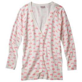 Bike Print Cardigan by Merona at Target
