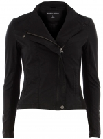 Biker jacket from Dorothy Perkins at Dorothy Perkins