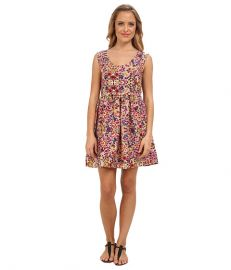 Billabong Midnight Strollz Dress Tanline at 6pm