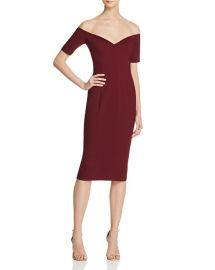 Birch Off-The-Shoulder Dress at Bloomingdales