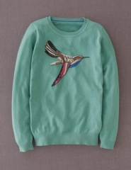 Bird Sweater at Boden