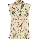Bird blouse like Magnolias from Dorothy Perkins at Dorothy Perkins