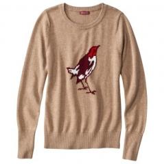 Bird sweater by Merona at Target