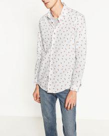 Birds Shirt at Zara