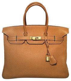 Birkin Bag at Hermes