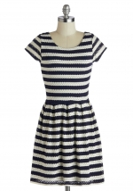 Birthday Off Dress at Modcloth