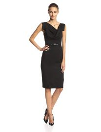 Black Halo Women s Jackie O Dress in Black at Amazon