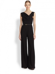 Black Halo - Jackie O Jumpsuit at Saks Fifth Avenue