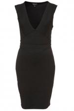 Black bandage dress from Topshop at Topshop
