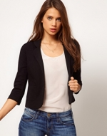 Black blazer like Carolines at Asos