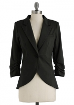 Black blazer like Elenas at Modcloth
