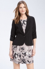Black blazer like Elenas at Nordstrom