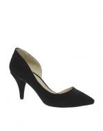 Black kitten heels like Mindys from ASOS at Asos