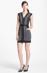 Blocked print sheath dress by French Connection at Nordstrom
