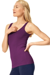 Blue Canoe Bamboo Tank at Active Wear USA