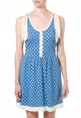 Blue Summer Dress by Orla Kiely at Zalando