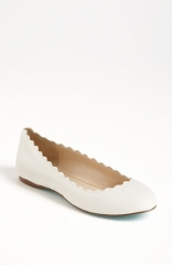Blue by Betsey Johnson Dance Flat at Nordstrom