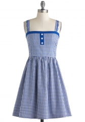 Blueberry Picking Dress at ModCloth