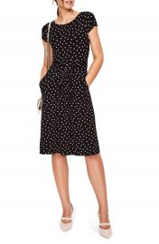 Boden Amelie Print Jersey Dress at Nordstrom