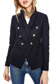 Boden Double Breasted Blazer at Nordstrom