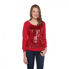 Bongo Juniors Sequin Sweatshirt at Sears